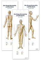 Kolster, B: Akupunktur-Poster-Set