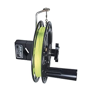 Big Jon Sports Marine Boat Manual Clamp-On Planer Wheel Downrigger Fishing Accessory by BIG JON SPORTS