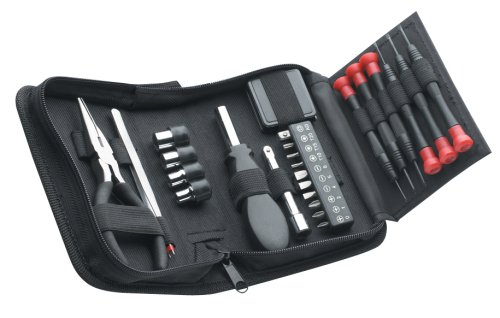 Allied Tools 49032 25-Piece Tri-Fold Mini Tool Set (Small Tool Set compare prices)