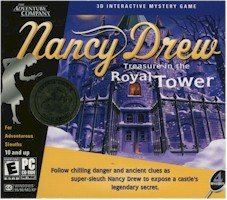 NANCY DREW - TREASURE IN A ROYAL TOWER