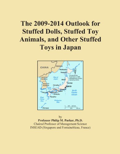 The 2009-2014 Outlook for Stuffed Dolls, Stuffed Toy Animals, and Other Stuffed Toys in Japan