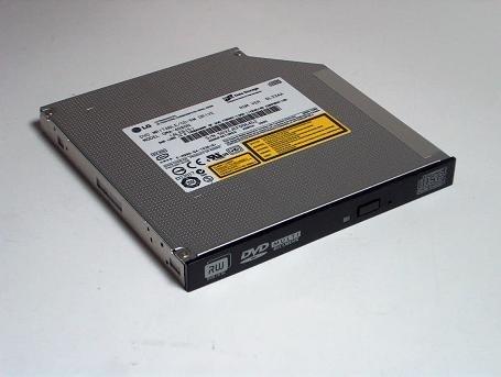 Hitachi - Hl Data Storage 8X Laptop Dvd+/-Rw - Gwa-4080N