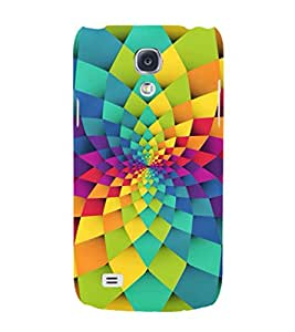 EPICCASE 3D Abstract Mobile Back Case Cover For Samsung Galaxy S4 Mini (Designer Case)