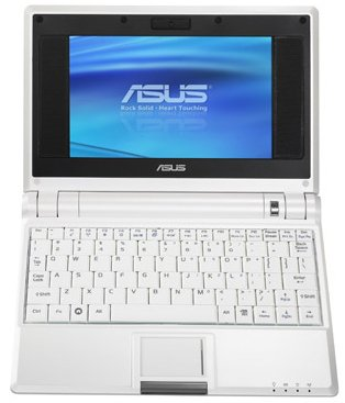 Premium, Reusable Screen Protector / Guard / Shield / Film for Asus EEE PC 4G Series (7 Inch LCD) Laptop, Notebook Computers