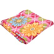 Impact Home Polar Fleece Blanket (Double Bed) - Multi Color, 220 X 220 CM, 4.84 SQMT