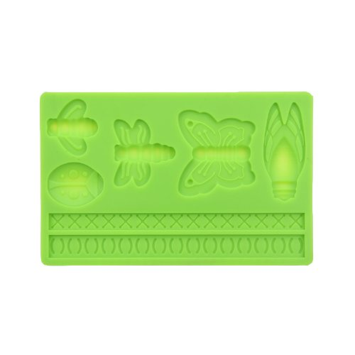 Iclover New Food Grade Silicone Fondant Mold Cake Mold ,Soap Mold,Diy Cake Decorating -Ainimal