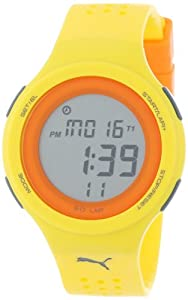 PUMA Men's PU911011004 FAAS Digital Watch