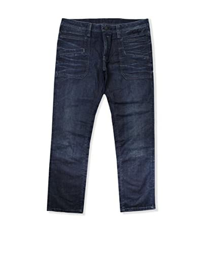 HENLEYS Jeans Echanic blue denim