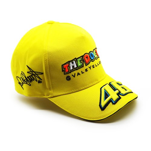 Official Valentino Rossi The Doctor 46 Kids, Child'S Baseball Cap Vr/46