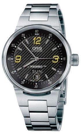 Oris Men's 635 7560 4142MB Williams F1 Automatic Watch