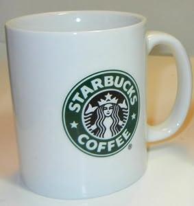 Amazon Com Starbucks Logo Coffee Mug 2006 Mug Kitchen