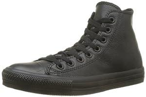 Converse Ct Mono Lea Hi, Baskets mode mixte adulte - Noir (Noir Mono), 37 EU
