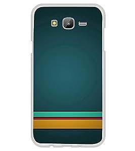 ifasho Designer Phone Back Case Cover Samsung Galaxy E7 (2015) :: Samsung Galaxy E7 Duos :: Samsung Galaxy E7 E7000 E7009 E700F E700F/Ds E700H E700H/Dd E700H/Ds E700M E700M/Ds ( Blue and White Checks Print Pattern )
