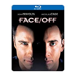 Face/Off [Blu-ray Steelbook]