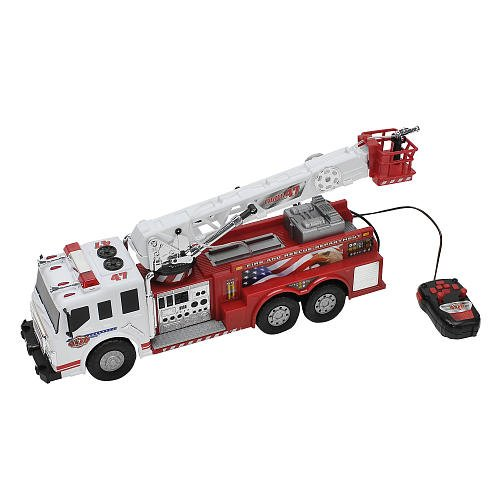 Simba Cable Control Fire Truck