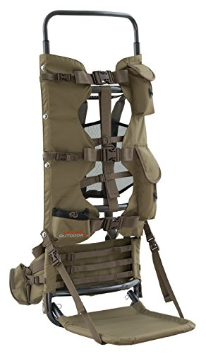 ALPS OutdoorZ 3699998 Commander Freighter Frame (External Frame compare prices)