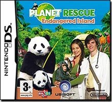 Planet Rescue Endangered Island (Nintendo DS)