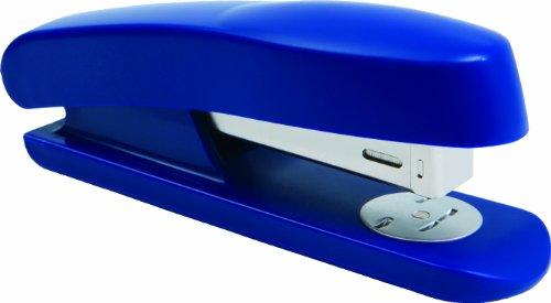 Rapesco R60260L1 Puffa Heftgerät, 131mm x 35mm, blau