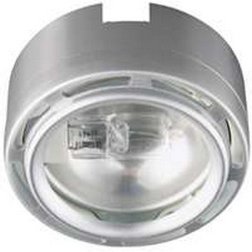 Good Earth Lighting G9165120-SSX-I Xenon 120V Line Voltage Puck Light, Stainless Steel, 5-Pack (Good Earth Lighting Bulb compare prices)