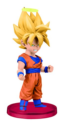 Banpresto Dragon Ball Z Goku World Collectible Figure, Episode of Boo Volume 1