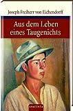 Aus dem Leben eines Taugenichts (Große Klassiker zum kleinen Preis) title=