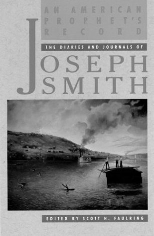 Image for An American Prophet's Record: The Diaries and     Journals of Joseph Smith (2nd ed)