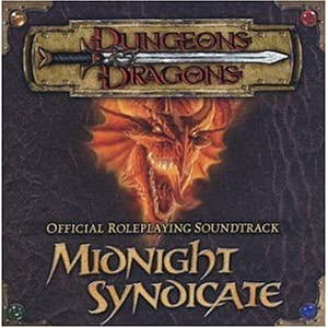 Dungeons and Dragons Official Roleplaying Soundtrack
