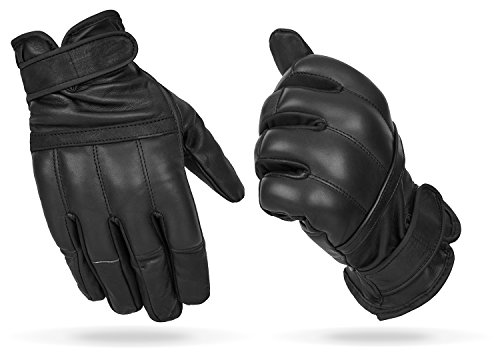 blacksnake-defender-paire-de-gants-au-sable-quartzeux-en-cuir-veritable-noir-l