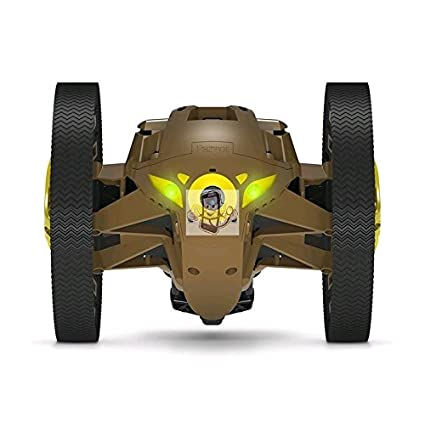 Drone Wifi avec Caméra Intégrée Jumping Sumo Kaki