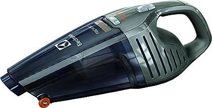 Electrolux Rápido ZB6106WDT - Aspirador de mano, batería TurboPower de Litio de 7.2 V de larga duración, color tungsteno metalizado
