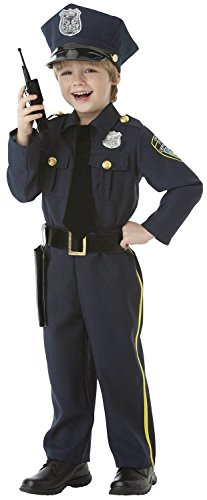 Costumes USA Police Officer - 3T-4T
