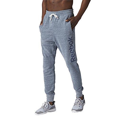 Reebok - EL CLASSIC T Pantaloni lunghi - Uomo - Blu  - L