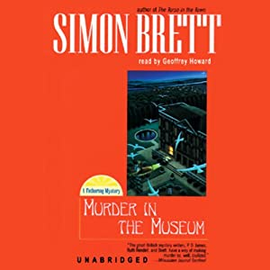 Murder in the Museum Audiobook