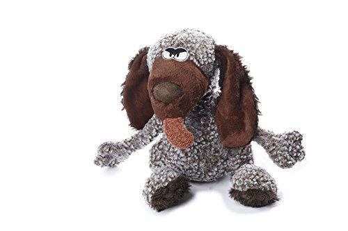 sigikid beasts kuscheltier f r erwachsene und kinder hund not my day braun grau 38612. Black Bedroom Furniture Sets. Home Design Ideas
