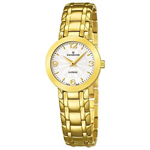 Candino Ladies Classic C4501/1 Wristwatch for women Classic & Simple