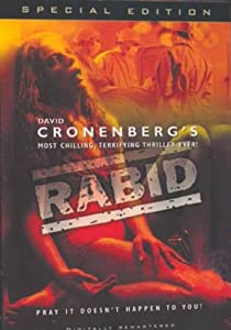 Rabid [DVD] [Region 1] [US Import] [NTSC]