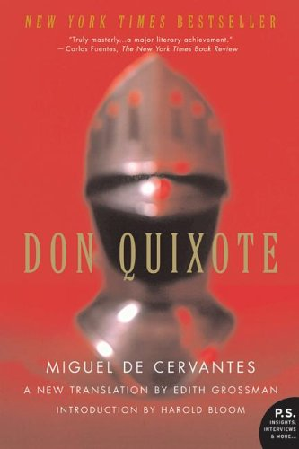 8 page essay about Don Quixote?