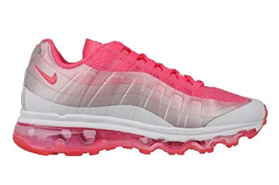 Nike Air Max 95 360 (GS) Girls Running Shoes 512076-002