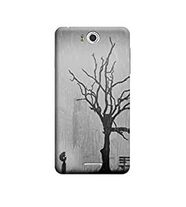 EPICCASE Premium Printed Back Case Cover With Full protection For InFocus M530 (Designer Case)