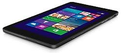Dell Venue 8 Pro 3000 Series Tablet (WiFi), Black