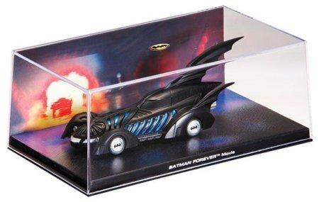 Batman - Batmobile from the Batman Forever Movie 1:43 scale model