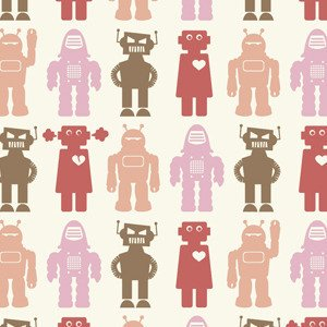 Aimee Wilder Wallpaper - Robots