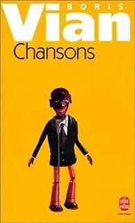 Chansons et po�mes par Boris Vian