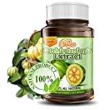 Pure Garcinia Cambogia Extract with HCA, 500 mg, 60 Capsules