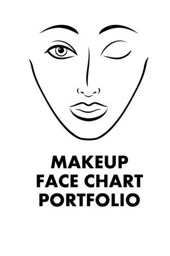 Makeup Face Chart Portfolio