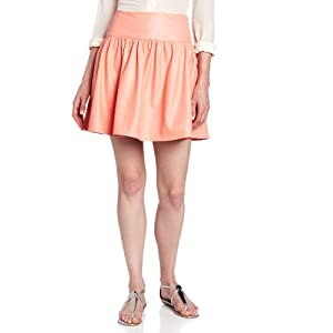 French Connection Women's Athena Flared Pale Holiday Skirt 6