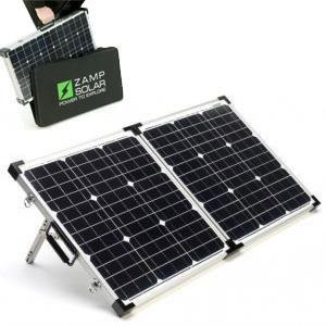 Zamp Solar 80P Portable Charge Kit produced by Zamp Solar