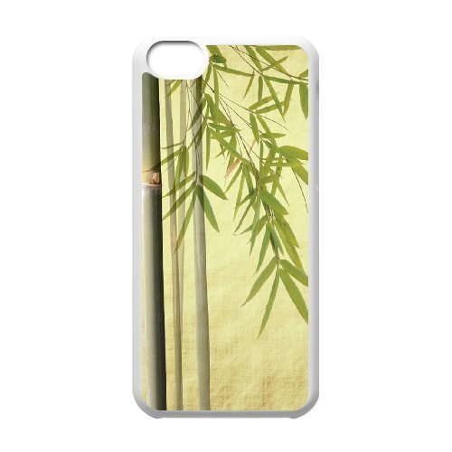 Bamboo Unique Fashion Printing Phone Case for Iphone 5C,personalized cover case ygtg-334970