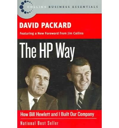 the-hp-way-how-bill-hewlett-and-i-built-our-company-packard-david-author-jan-03-2006-paperback