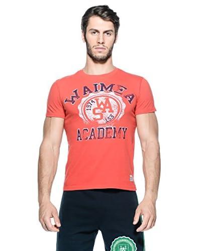 Waimea Camiseta Rojo